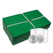 2012 American Eagle 1 oz Monster Box of 500 Silver Coins 999