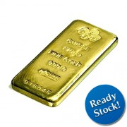 PAMP Suisse 1 kilogram Gold Bar 999.9 with Assay Certificate