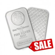 Morgan 1 oz Silver Bar 999